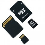 Data recovery from Micro SD Card